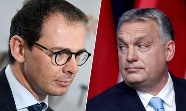 CD&V-voorzitter Beke aanvaardt excuses van Hongaarse premier Orban (maar wil hem nog steeds uit EVP)