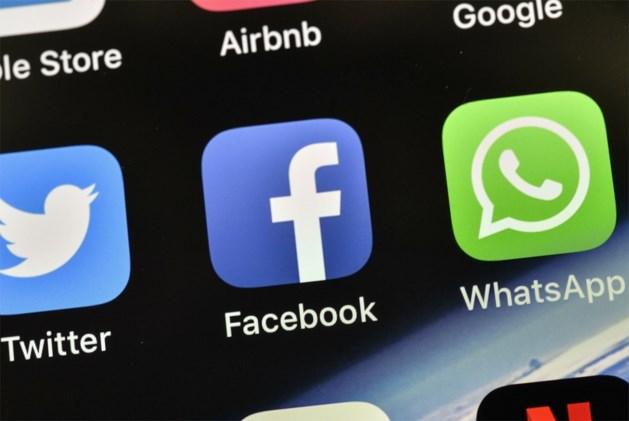 Panne Facebook-applicaties geen gevolg cyberaanval