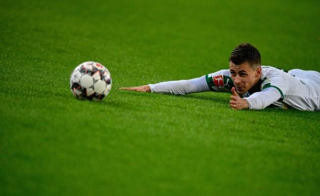 Thorgan Hazard deelt assist uit in Duitsland en Adnan Januzaj scoort in Spanje, maar geen van beiden kan winnen