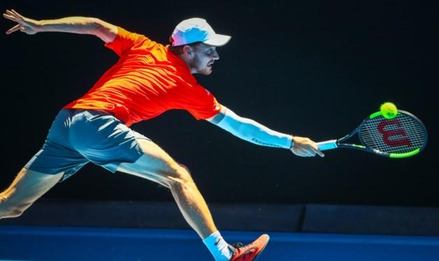 David Goffin stoomt door naar kwartfinales in Challenger Phoenix