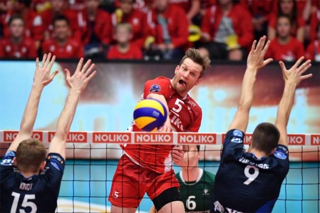 Maaseik en Aalst starten met zege in Final Four Euromillions Volley League
