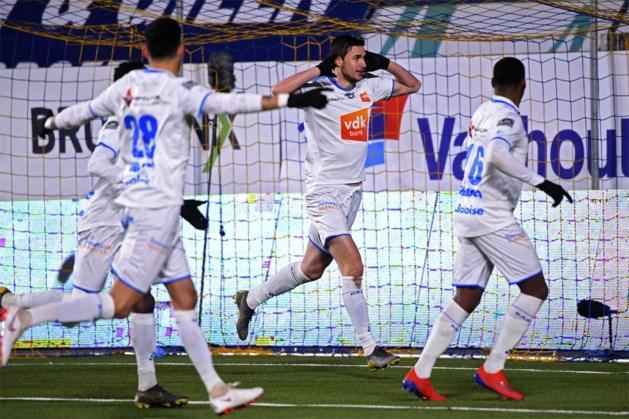 AA Gent pakt laatste ticket Play-off 1, Genk, Club Brugge en Antwerp laten dure punten liggen