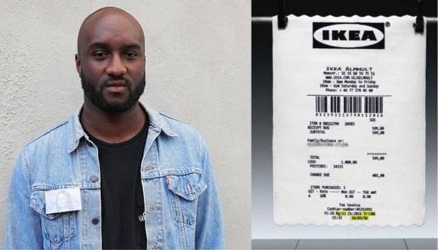 Meer details en prijzen bekend van collectie Ikea met Off-White