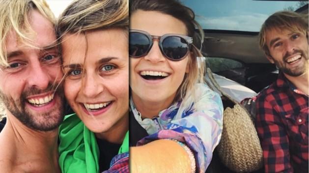 """Eva Daeleman stelt haar nieuw lief voor: """"We bepalen zelf het tempo van ons leven"""""""