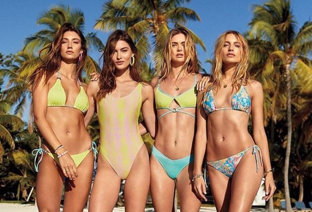 Victoria's Secret brengt opnieuw badmode uit