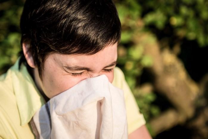 Pollen breken records, en het seizoen is nog lang niet gedaan