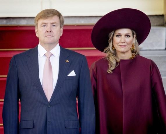 """Nederlands koningspaar """"leeft intens mee"""" na schietpartij Utrecht"""