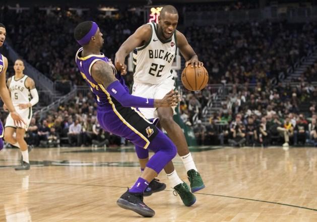 Het gaat van kwaad naar erger met LA Lakers: vierde nederlaag op rij