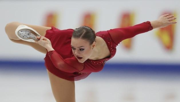 Loena Hendrickx met dertiende plaats naar vrije kür