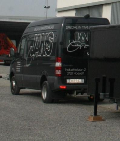 Gouden tip loont: gestolen busje teruggevonden in Luik, BMW X5 nog spoorloos