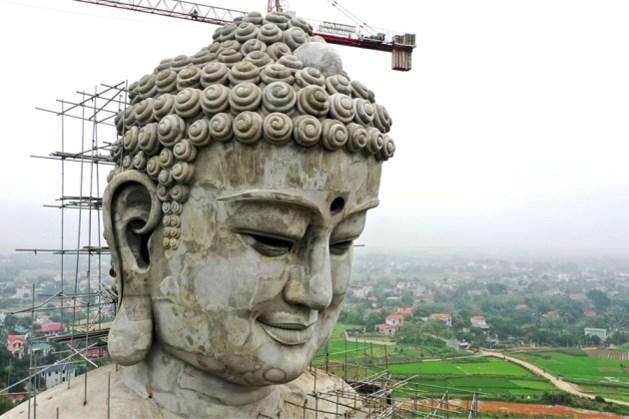 Vietnam heeft er letterlijk reuzegrote toeristische attractie bij