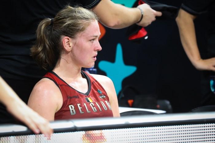 """Emma Meesseman vol onbegrip: """"Nog een kans om vrouwenbasket te promoten verloren"""""""