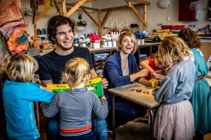 Ouders vervangen stakende leerkrachten in Zonhoven