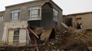 Ruim 122.600 mensen getroffen door overstromingen in Afghanistan