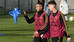 Rode Duivels met Brussels middenveld, Martinez kiest voor Boyata én Castagne in plaats van Vermaelen en Chadli