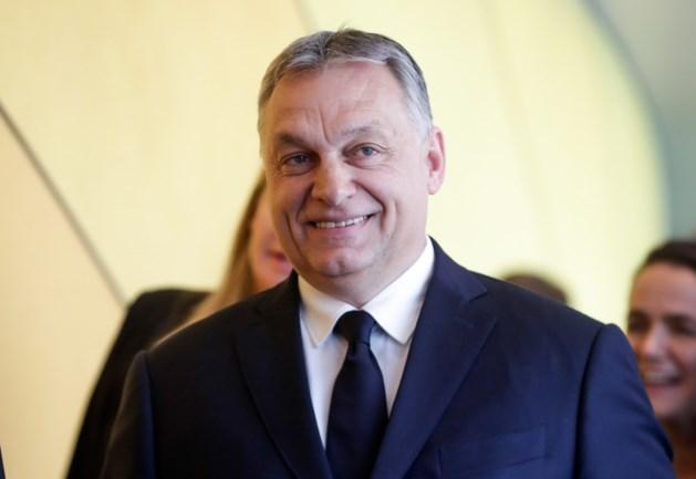 """Europese Volkspartij schorst de partij van Viktor Orban: """"Dit is ongezien"""""""