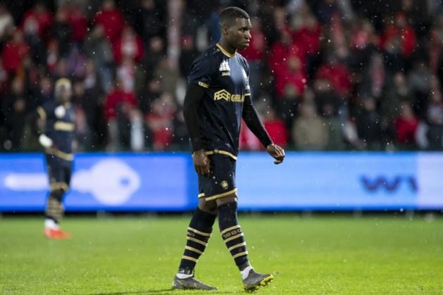 Antwerp kan dit seizoen niet meer rekenen op verdediger Aurélio Buta