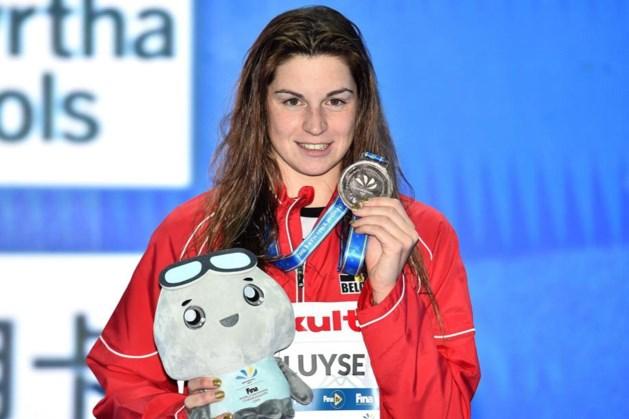 Fanny Lecluyse zwemt nieuwe clubcompetitie voor Team Iron van Hongaarse superster