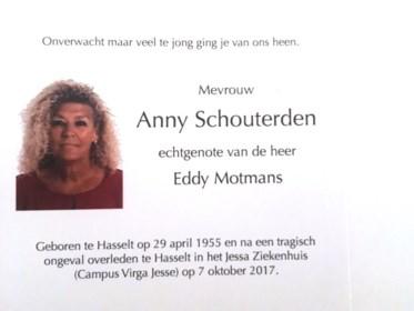 """Dader dodelijk ongeval krijgt opschorting van straf op vraag weduwnaar: """"Met een straf krijg ik Anny toch niet terug"""""""