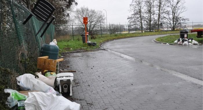 Slechts drie auto's getakeld tijdens reinigingsactie carpoolparkings