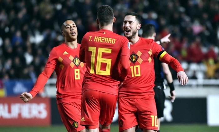 Hoe Eden Hazard god werd op Cyprus