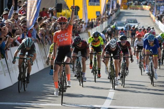 Marianne Vos wint voor de vierde keer de Trofeo Alfredo Binda