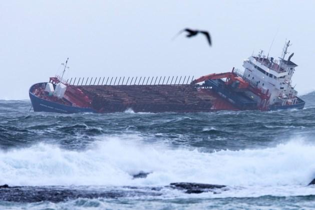 Cruiseschip dat in moeilijkheden geraakte, bereikt veilig Noorse haven