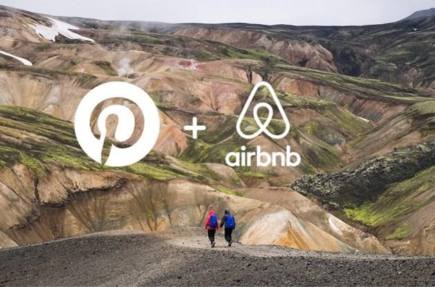 Pinterest en Airbnb onthullen de reistrends voor de lente en zomer van 2019