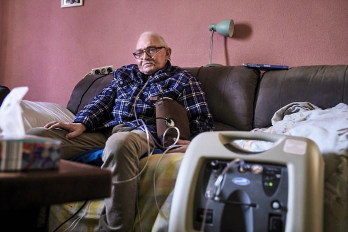 """Bilzenaar van 67 krijgt geen nieuwe long """"wegens te oud"""""""