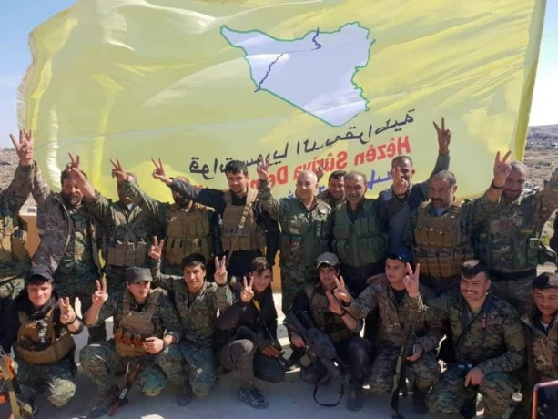 Syrische Koerden willen internationaal tribunaal voor berechting IS-strijders