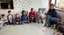 Eekhoorns Bert en Bieke leren kinderen speelgoed hergebruiken