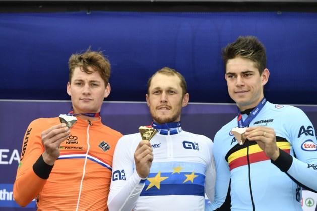 EK wielrennen gaat dit jaar door in het Nederlandse Alkmaar