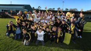 Kampioen van Oudsbergen: KSK Meeuwen trekt de kaart van de jeugd