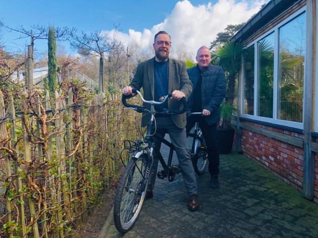 Nieuwe 'Tafelroute' lokt bourgondische fietsers naar Beringen en Ham