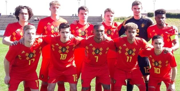 Nederlaag op slotspeeldag kost Belgische U19 EK-deelname