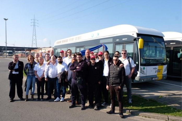 Staking bij De Lijn: bestuurster krijgt rake trappen omdat ze passagier verbiedt te drinken op de bus