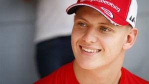"""Mick Schumacher in de voetsporen van Michael: """"Ik ben de zoon van mijn papa"""""""