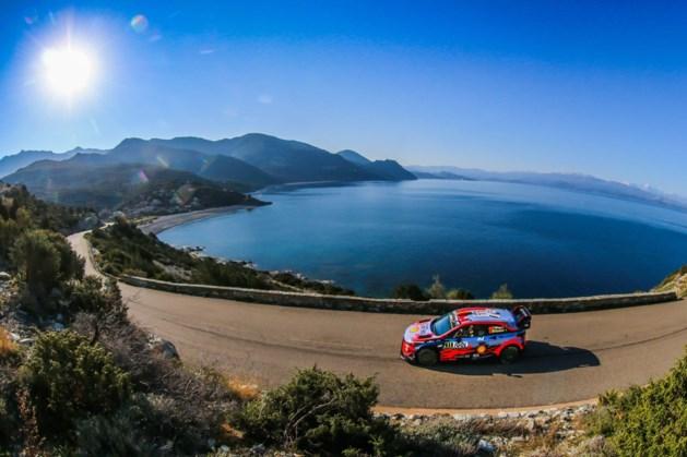 Thierry Neuville steekt hand uit naar de zege in Rally van Corsica: als leider de slotdag in