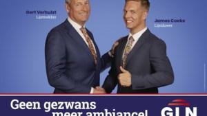 Gert Verhulst en James Cooke richten politieke partij op