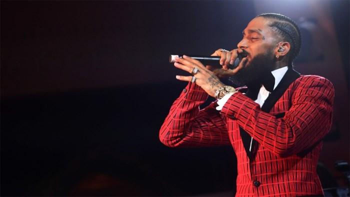 Rapper Nipsey Hussle doodgeschoten in Los Angeles