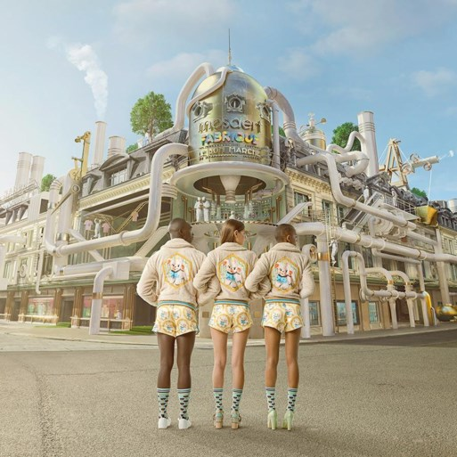 Stromae ontwerpt kledinglijn voor Pasen