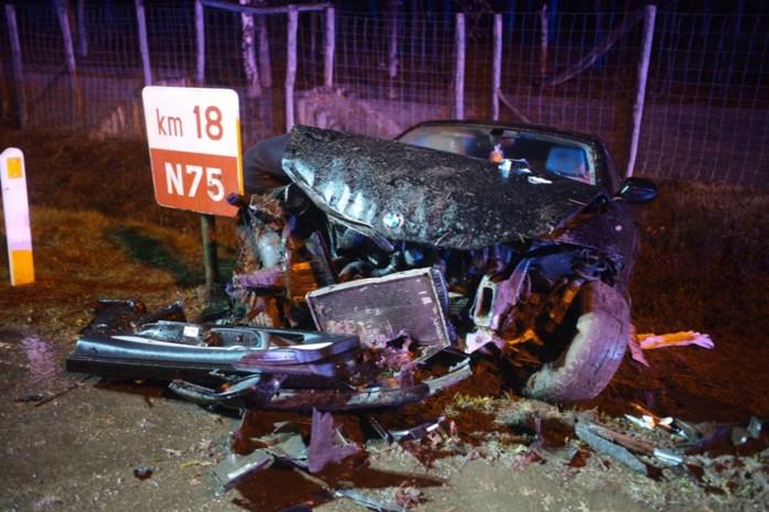 Twee gewonden bij zwaar ongeval in As