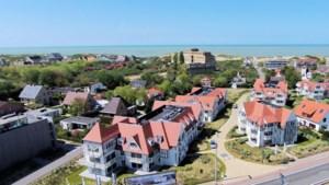 Appartementen in Normandische stijl als uniek buitenverblijf aan zee