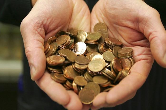 Geen gedoe meer met muntjes van 1 en 2 cent door verplichte afronding