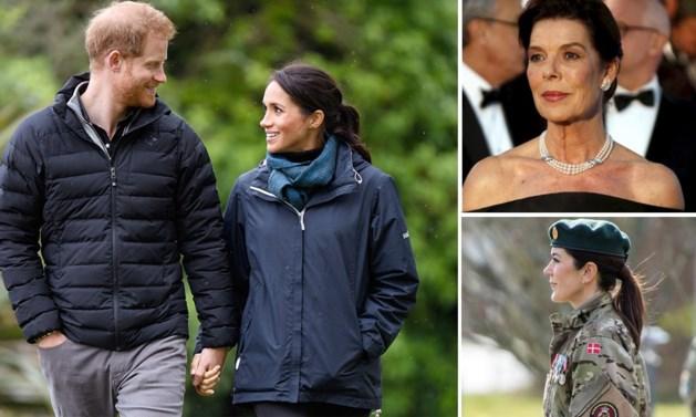 ROYALS. Zo goed zorgt prins Harry voor Meghan Markle. En feest, maar ook groot verdriet in Monaco