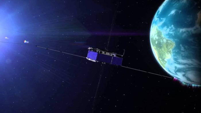 Gps-record in de ruimte gebroken