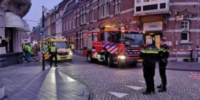 Persoon overleden bij brand in hotel Maastricht