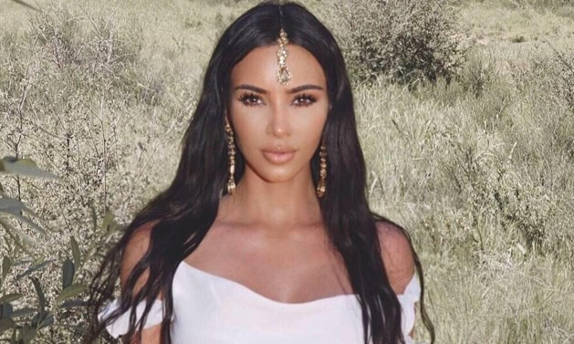 Dit juweeltje van Kim Kardashian veroorzaakt ophef