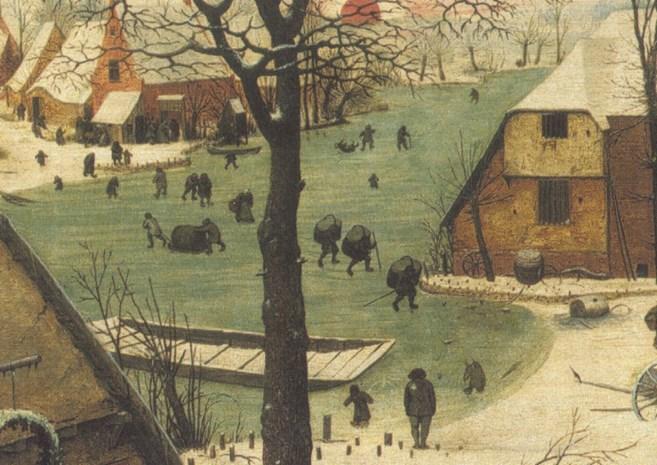 Klimaatverandering: zo ging het er in Bruegels tijd aan toe