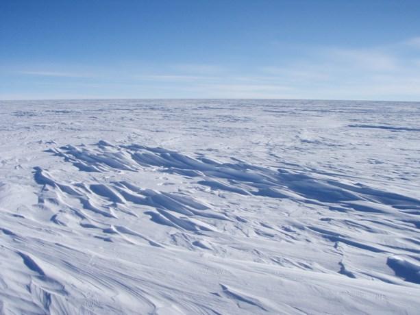 Klimaatwetenschappers gaan op zoek naar oudste ijs op Antarctica